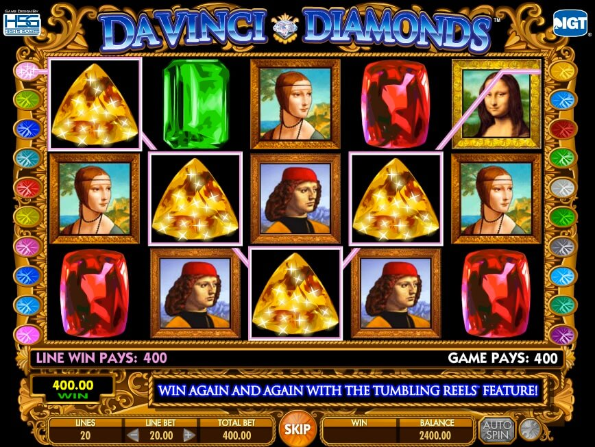Slots Diamond